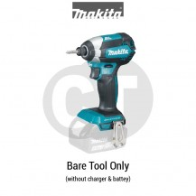 MAKITA DTD153Z 18V XPT CORDLESS IMPACT DRIVER WITH BRUSHLESS MOTOR (TOOL ONLY) (LXT SERIES)