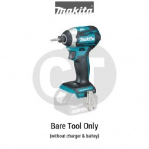 MAKITA DTD154Z 18V XPT CORDLESS IMPACT DRIVER WITH BRUSHLESS MOTOR (TOOL ONLY) (LXT SERIES)