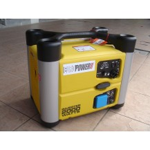 EUROPOWER INVERTER GENERATOR 2000W 1PH 48-57DBA 21.8KG