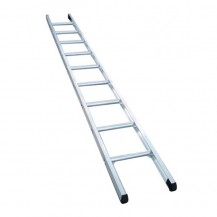 Everlas ES18DR 17 Rung Single Pole Ladder
