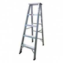 Everlas HDDS05 Heavy Duty Double Sided Ladder 5 Steps