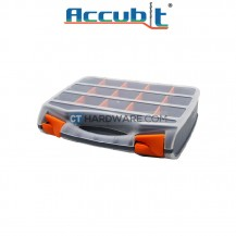 Accubit G231 Plastic Double-Side Organiser 31 x 26 x 7.5cm