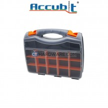Accubit Plastic Double-Side Organizer 37 x 30 x 8cm