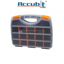 Accubit G322 Plastic Double-Side Organizer 32 x 27 x 8cm