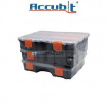 Accubit G421 Plastic Tool Box Set (G4211 x2 + G4212 + G4213)