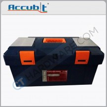 Accubit G583 Plastic Tool Box 50x27.5x24.5cm