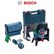 Bosch GCL 2-50 CG Self Leveling Laser With 5 Point Combi Laser (Green)
