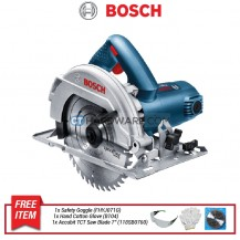 "Bosch GKS7000 Professional 7-1/4"" 184mm Circular Saw 1100W"
