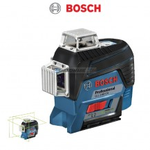 BOSCH GLL 3-80 CG LINE LASER 360D # 3V 0601063U80  ( SINGLE UNIT ) GREEN LINE