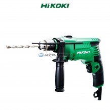 "Hikoki DV13VST Impact Drill 13mm 550W 3000Rpm 1/2"" (Variable Speed/Reversible)"