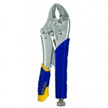 """IRWIN VISE GRIP CURVED JAW LOCKING PLIER WITH WIRE CUTTER 10WR 10"""" 250MM"""