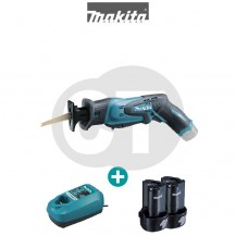 MAKITA JR100DWE RECIPROCATING SAW 10.8V LI-ION CORDLESS WITH KEYLESS BLADE CHANGE