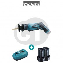 MAKITA JR102DWE 10.8V LI-ION CORDLESS RECIPROCATING SAW - JIGSAW BLADE COMPATIBLE