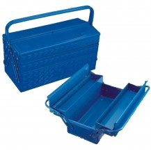 HONG YU METAL TOOL BOX 3 LAYER ( BLUE COLOUR )  = JS093