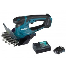 "Makita UM600DWA 160MM (6-5/16"") Cordless Grass Shear 12V 2.0AH 1 Battery & 1 Charger"