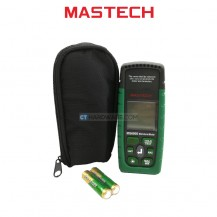 Mastech MS6900 Portable Digital Moisture Tester 2-pin Humidity Temperature Detector with Backlight