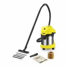Karcher WD3 Premium Dry and Wet Vacuum Cleaner