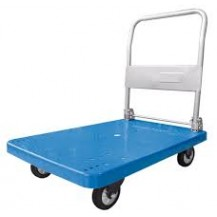 ADVANCE PVC HAND TROLLEY 150KG (HEAVY DUTY) WITH 4 WHEELS PLA150