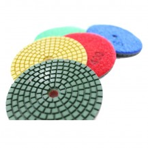"COOLMAN POLISHING PAD 4"" 50MM"