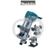 "MAKITA RT0700C / X2 6MM (1/4""), 8MM (3/8"") TRIMMER"