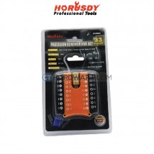 Horusdy SDY90270 Precision Screwdriver Set X 33pc