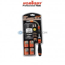 Horusdy SDY94080 Screwdriver Bits Set X 37Pcs