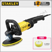 "STANLEY SP137 POLISHER 7"" 180MM 1300W"