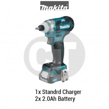 MAKITA TD111DWAE CXT CORDLESS IMPACT DRIVER WITH BRUSHLESS MOTOR (12V CXT SERIES)