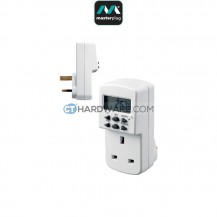 Masterplug 7Days Programme Electronic Timer(24 Hours)