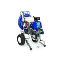 GRACO AIRLESS SPRAYER GMAXII 7900 C/W HONDA ENGINE