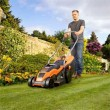 BLACK & DECKER EMAX34SN-B1 Electric Lawnmower
