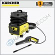 KARCHER K2 Follow Me Cordless High Pressure Washer 60Bar